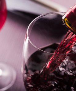 Box červených vín
