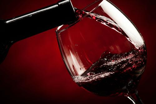 Červená vína - box vín