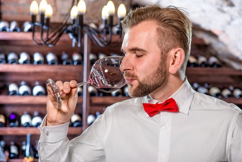 Správná degustace vína