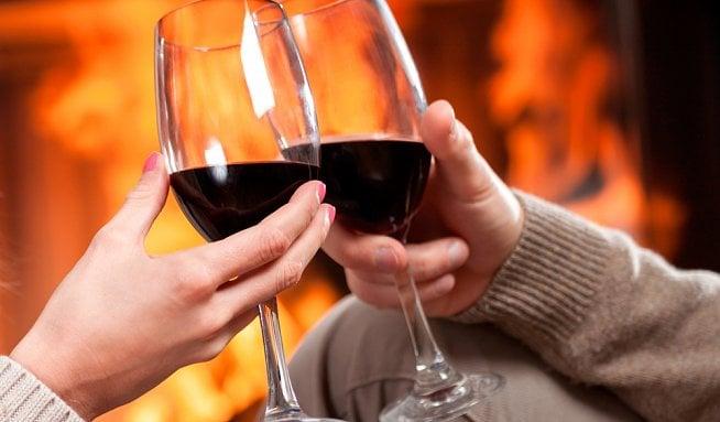 Víno na zimu