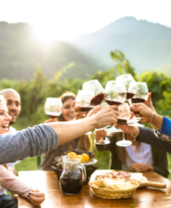 Degustační balíček svatebních vín 1