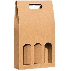 Dárková krabička na 3 vína