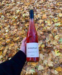Zweigeltrebe rosé, Simenon